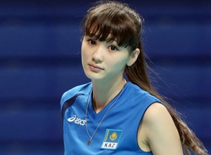 Сабина Алтынбекова может помочь возрождению женского волейбола в Индонезии