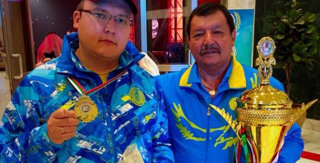 Казахстанский стрелок Рашид Юнусметов стал победителем Гран-при Кувейта