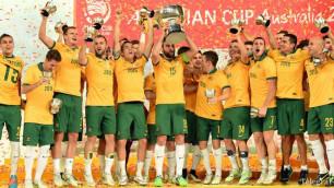 Сборная Австралии по футболу впервые в истории выиграла Кубок Азии