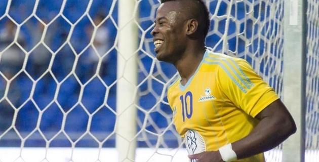 Как футболист из ЦАР стал звездой в Казахстане