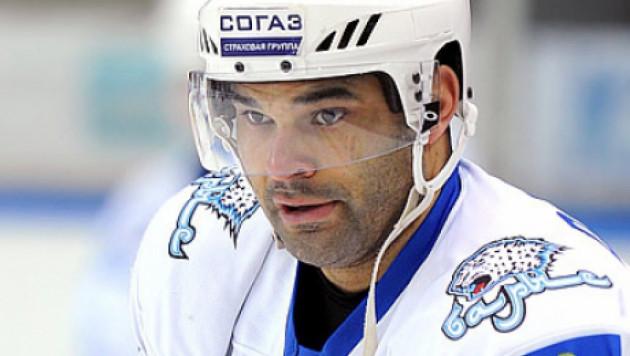 Найджел Доус забросил 30-ю шайбу в сезоне КХЛ