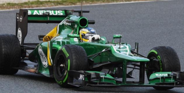 """Команда """"Формулы-1"""" """"Катерхэм"""" выставила на продажу с аукциона все свое имущество"""