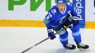 Назаров сравнил Жайлауова с Овечкиным