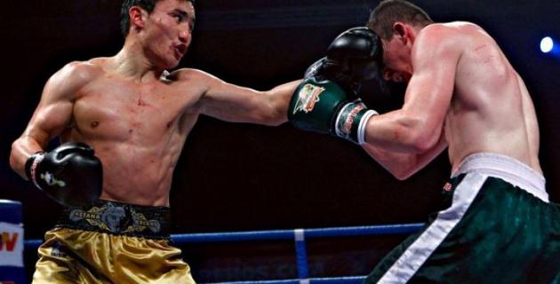 Канат Ислам потерял две позиции в рейтинге WBA