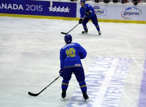 KazSport покажет в прямом эфире хоккейный матч Универсиады Казахстан - Чехия