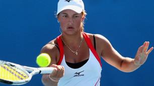Путинцева завершила выступление на турнире WTA в Дубаи на стадии квалификации