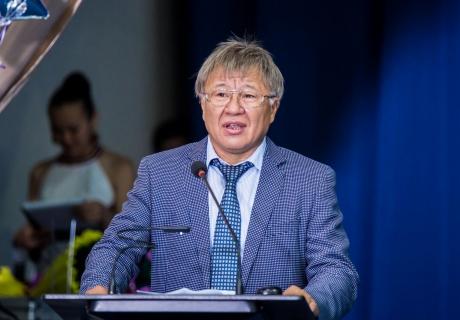 Кайрат Закирьянов. Фото с сайта kazacademsport.kz