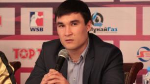 Головкин отбирает пояса и титулы, а это никому не нравится - Серик Сапиев