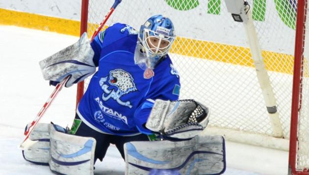 Павел Полуэктов вошел в символическую сборную недели КХЛ