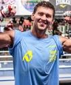 Титульный бой Исы Акбербаева покажут в Казахстане в прямом эфире