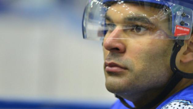 Найджел Доус вошел в десятку лучших хоккеистов сезона КХЛ