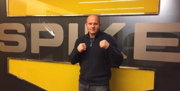 Федор Емельяненко отверг обвинения в применении допинга