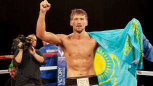 Иса Акбербаев поднялся на 30 позиций в рейтинге после титульного боя