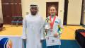 Казахстанская саблистка выиграла бронзовую медаль чемпионата Азии