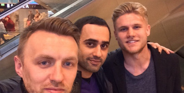 Еще ряд футболистов в Германии горит желанием играть за Казахстан - представитель Меркеля
