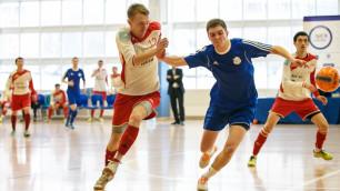 Команда алматинского аэропорта представит Казахстан на Кубке мира по футзалу среди любителей