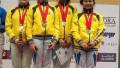 Казахстанские кадеты стали бронзовыми призерами чемпионата Азии по фехтованию
