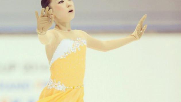 Казахстанская фигуристка Турсынбаева на ЧМ в Таллине показала лучший результат в карьере