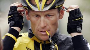 UCI помог Армстронгу скрыть положительный допинг-тест