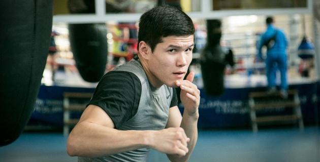 Если бы не бокс, я бы стал футболистом - Данияр Елеусинов