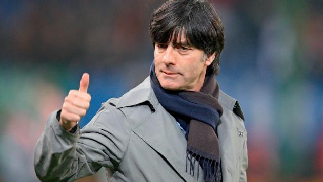 Йоахим Лев продлил контракт с Немецким футбольным союзом до 2018 года