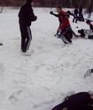 Массовую драку в Темиртау устроили хоккейные фанаты?