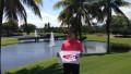 15-летний казахстанский гольфист выиграл престижный турнир в Майами