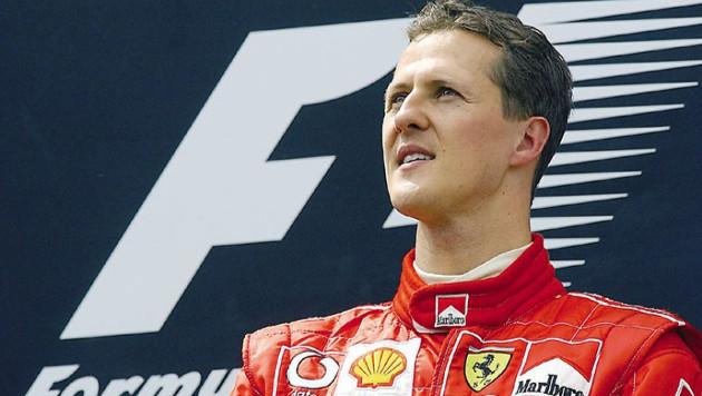 """Шумахер возглавил список богатейших гонщиков """"Формулы-1"""" за все время"""