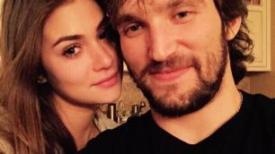 Новой избранницей Александра Овечкина стала дочь актрисы Веры Глаголевой