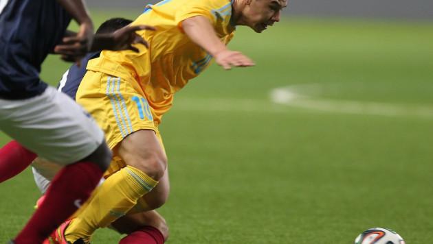 Жуков вновь не прибыл в сборную Казахстана