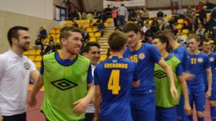 Казахстан вошел в ТОП-20 рейтинга футзальных сборных