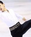 Денис Тен стал третьим в короткой программе на чемпионате мира в Шанхае