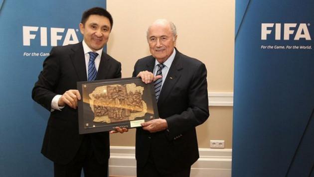 Казахстан планирует побороться за ЧМ-2026 - Ерлан Кожагапанов