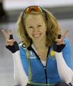 Этот сезон - лучший в моей взрослой карьере - конькобежка Екатерина Айдова