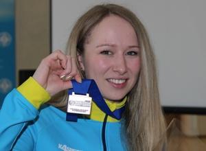 Начнем работать с прицелом на олимпийскую медаль - Екатерина Айдова