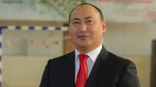 В Казахстане очень мало полей - это большая проблема для развития футбола - Кайрат Оразбеков