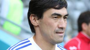 """Хочется, чтобы победа над """"Окжетпесом"""" стала переломной - Самат Смаков"""