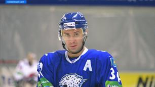 Назначен новый капитан сборной Казахстана по хоккею