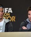 Месси и Роналду могут сыграть за одну команду в матче всех звезд УЕФА
