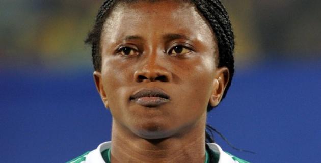 Футболистка сборной Нигерии перешла в казахстанский клуб