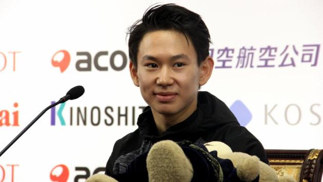 Денис Тен примет участие в командном чемпионате мира по фигурному катанию