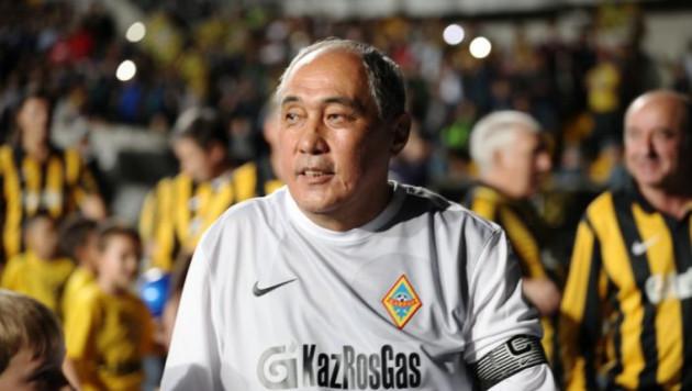 Иностранные тренеры приезжают грабить казахстанский футбол - Ордабаев об отставке Минасяна