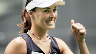 Мартина Хингис впервые за 8 лет сыграет в одиночном разряде