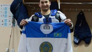 Дамир Рыспаев не попал в окончательный состав Казахстана на ЧМ в Кракове