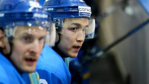 Букмекеры сделали прогноз на первый матч сборной Казахстана на ЧМ по хоккею