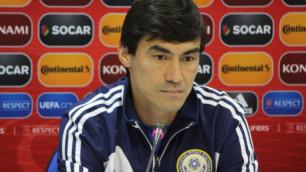 Самат Смаков получит приз за самое большое количество проведенных матчей