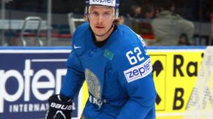 Игроки сборной Казахстана возглавили гонку бомбардиров на ЧМ по хоккею в Кракове