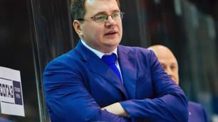 Будем ждать, когда Старченко покажет свой лучший хоккей - Назаров