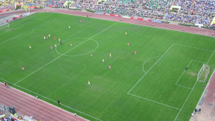 Строительство нового стадиона в Караганде в ближайшем будущем не ожидается