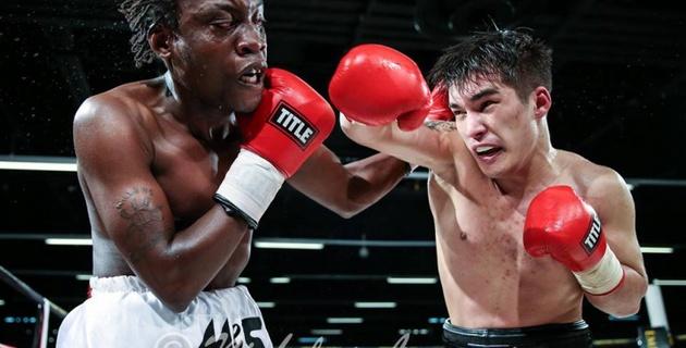 Шесть нокаутов. Как казахстанские боксеры-профессионалы начали 2015 год